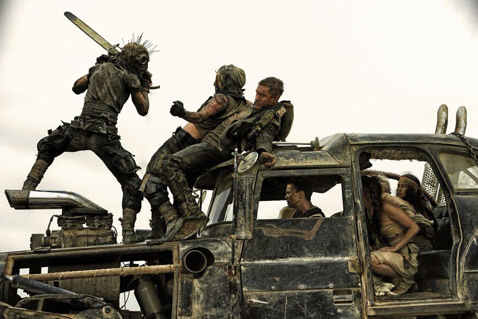 Mad Max: Furia en la carretera, fotograma 4 de 34