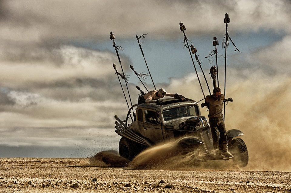 Mad Max: Furia en la carretera, fotograma 2 de 34