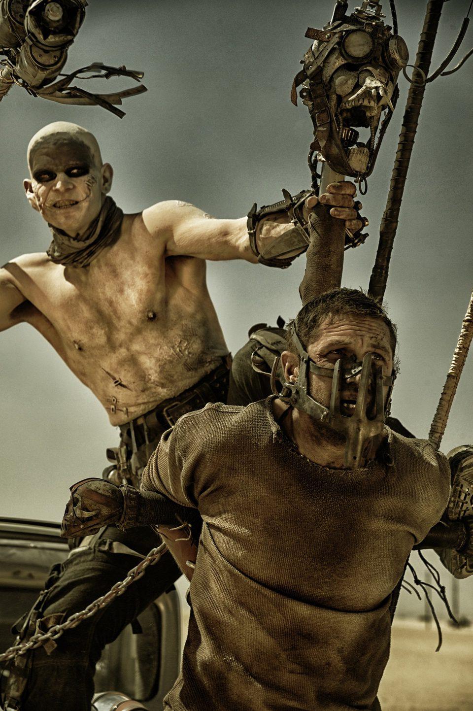Mad Max: Furia en la carretera, fotograma 1 de 34
