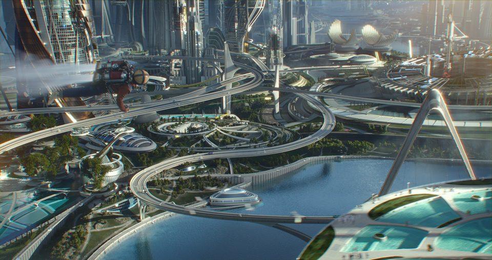 Tomorrowland: El mundo del mañana, fotograma 3 de 57
