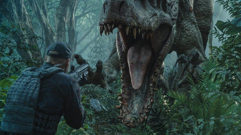 Jurassic World, fotograma 11 de 30
