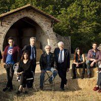 El equipo de la secuela de 'Ocho apellidos vascos' en Girona