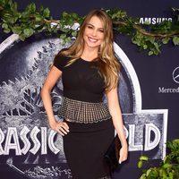 Sofía Vergara en la premiere de 'Jurassic World' en Los Ángeles