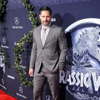 Joe Manganiello en el photocall de la premiere de 'Jurassic World'
