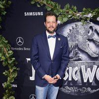 Michael Giacchino asiste a la premiere del film 'Jurassic World'