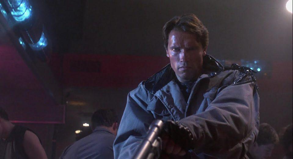 Terminator, fotograma 1 de 1