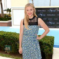 Chloe Grace Moretz presenta 'La quinta ola' en el Summer of Sony 2015