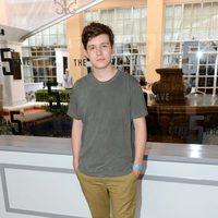 Nick Robinson presenta 'La quinta ola' en el Summer of Sony 2015
