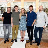 El equipo de 'La quinta ola' en el Summer of Sony 2015