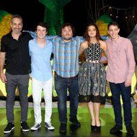 El equipo de 'Pesadillas' en el Summer of Sony 2015