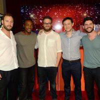 El equipo de 'Xmas' en el Summer of Sony 2015