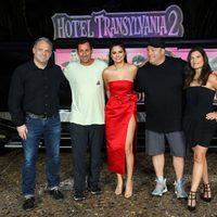 El equipo de 'Hotel Transilvania 2' en el Summer of Sony 2015