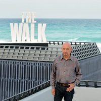 Ben Kingsley presenta 'The Walk' en el Summer of Sony 2015