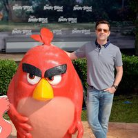 Jason Sudeikis presenta 'Angry Birds' en el Summer of Sony 2015
