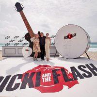 El equipo de 'Ricki and the Flash' en el Summer of Sony 2015