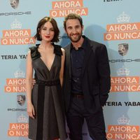 María Valverde y Dani Rovira en la alfombra roja de la premiere de 'Ahora o nunca'