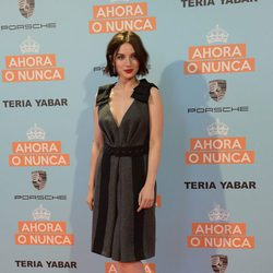 María Valverde en la premiere de 'Ahora o nunca'