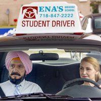 Aprendiendo a conducir