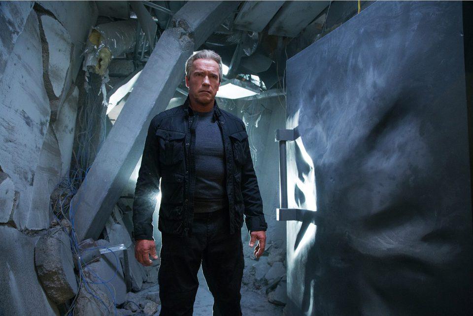 Terminator Génesis, fotograma 24 de 50