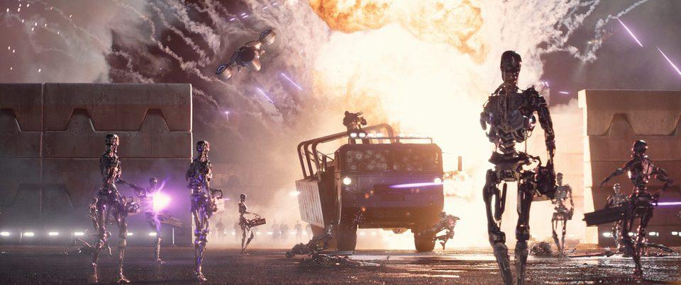 Terminator Génesis, fotograma 15 de 50