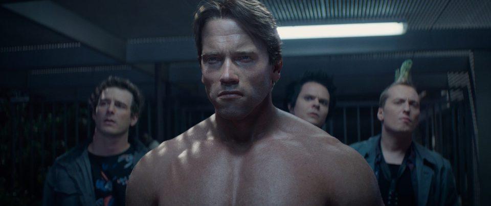 Terminator Génesis, fotograma 14 de 50