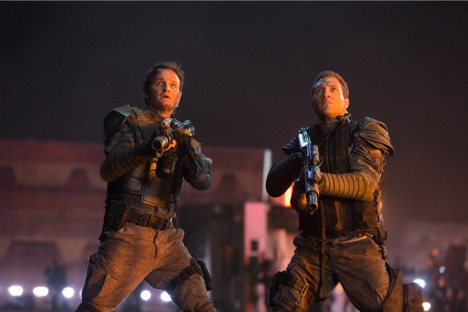 Terminator Génesis, fotograma 7 de 50