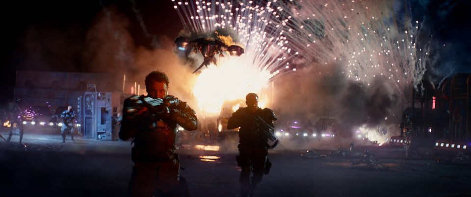 Terminator Génesis, fotograma 1 de 50