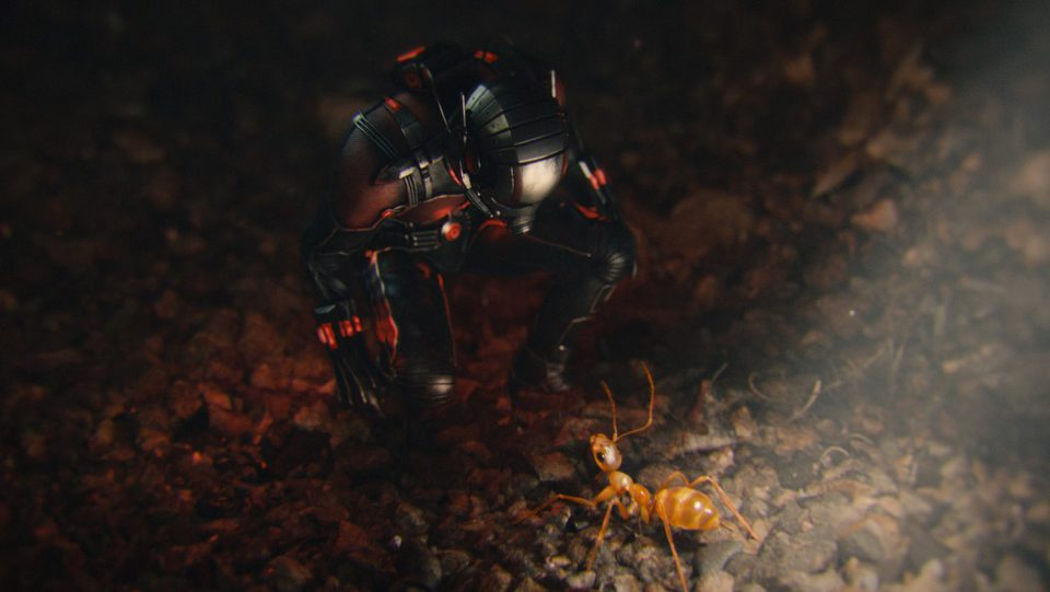 Ant-Man, fotograma 3 de 21