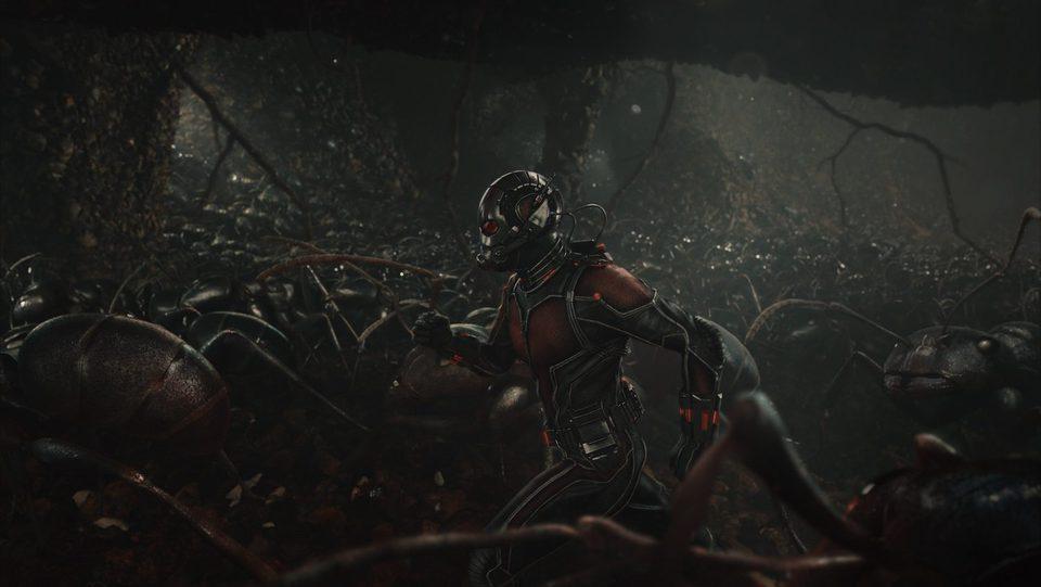 Ant-Man, fotograma 2 de 21