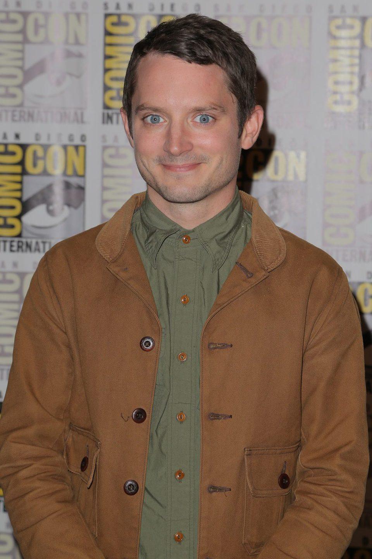 Elijah Wood en la Comic-Con 2015