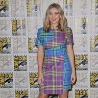 Willow Shields durante la Comic-Con 2015