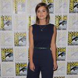 Jenna Coleman en la Comic-Con 2015