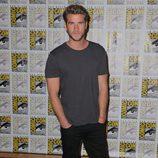 Liam Hemsworth en la Comic-Con 2015