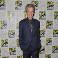 Peter Capaldi at the Comic-Con 2015