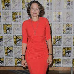 Nina Jacobson en la Comic-Con 2015