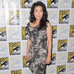 Jadyn Wong en la Comic-Con 2015