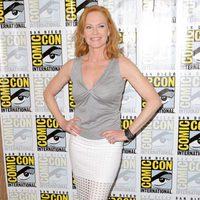 Marg Helgenberger en la Comic-Con 2015