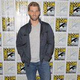 Mike Vogel en la Comic-Con 2015
