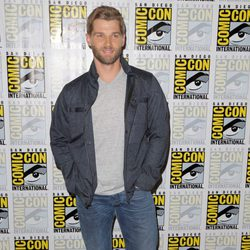 Mike Vogel en la Comic-Con 2015