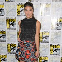 Marissa Neitling en la Comic-Con 2015