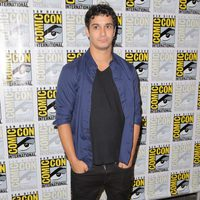 Elyes Gabel at the Comic-Con 2015