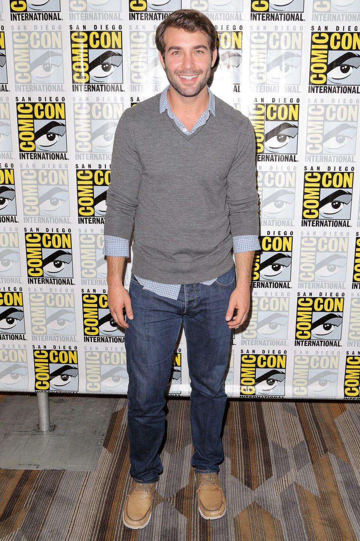 James Wok en la Comic-Con 2015