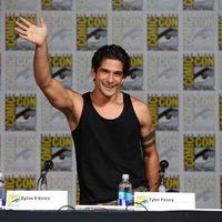 Tyler Posey en la Comic-Con 2015