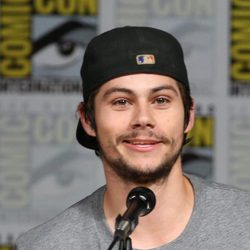 Dylan O'Brien en la Comic-Con 2015