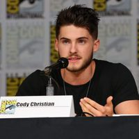 Cody Christian en la Comic-Con 2015