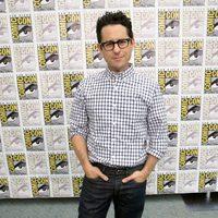 J.J. Abrams en la Comic-Con 2015