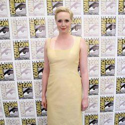 Gwendoline Christie en la Comic-Con 2015