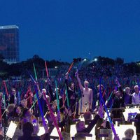 Concierto de Star Wars durante la Comic-Con 2015