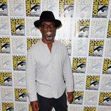 Isaiah Washington en la Comic-Con 2015