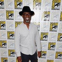 Isaiah Washington en la Comic-Con 2015